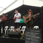 Wires and Wood in the Bluegrass Concert, Auckland Folk Festival 2017